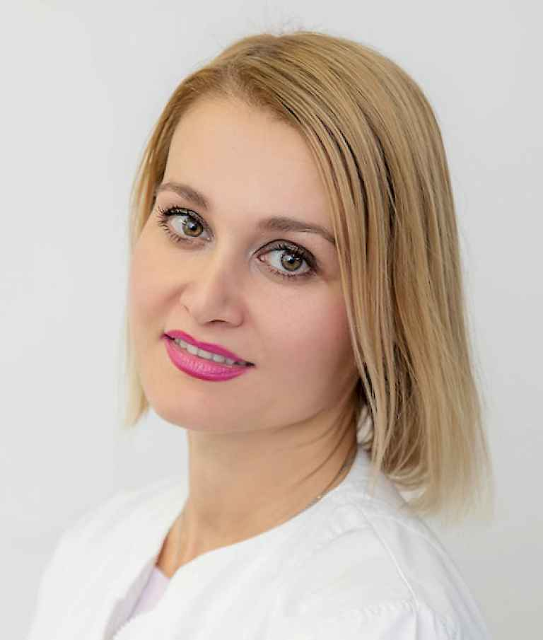 Prof.dr.sc. Sandra Anić-Milošević, dr.med.dent.